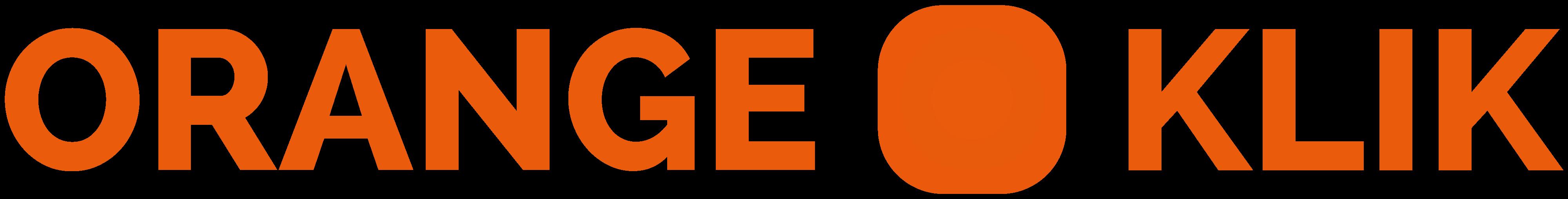 orange klik logo orange